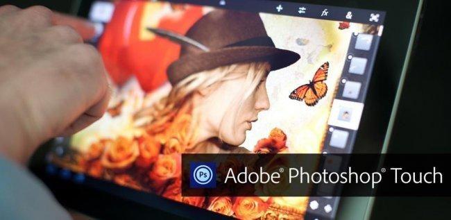Adobe Photoshop Touch se actualiza, ahora en español, mayor resolución y más novedades http://www.xatakandroid.com/p/84547