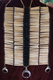 Southern Plains Kiowa/Commanche Breast Plate: American Stuff, American Style, American Atifacts, American Indian, Plains Kiowa Commanche, Angela Swedberg Rhonda, Swedberg Rhonda Holy, Kiowa Commanche Breast