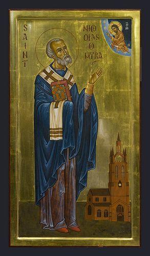 Άγ.Νικόλαος Αρχιεπίσκοπος Μύρων της Λυκίας, ο Θαυματουργός _dec 6