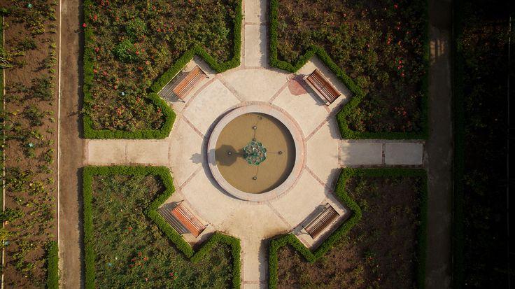 https://flic.kr/p/GJUuBD | Parque Araucano | Informes de evaluación y estado de parques y Jardines , contacto@panoramicam.cl