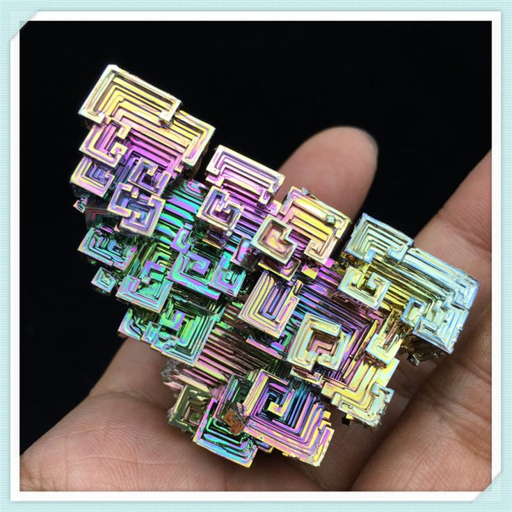Bismuth Crystals 114g Bismuth Metal crystal  #Affiliate