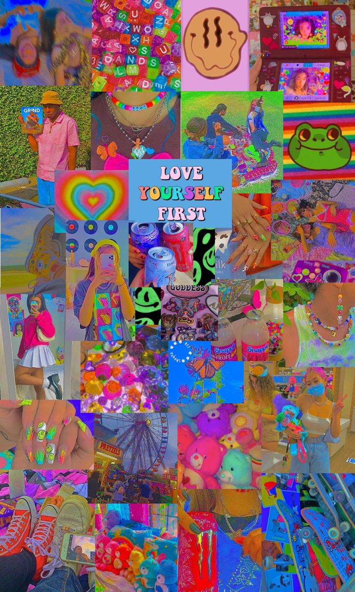 Indie Aesthetic Iphone Wallpaper Rainbow Wallpaper Iphone Hippie Wallpaper Aesthetic Iphone Wallpaper