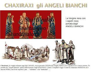 Shardana i Popoli del Mare (Leonardo Melis): TEMPLARI&GUANCHES ci fu un contatto?
