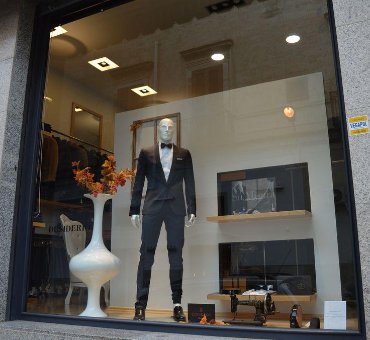 DESIDERIO boutique Canosa di Puglia - Corneliani cerimonia - Vestiamo taglie oversize e realizziamo abiti su misura