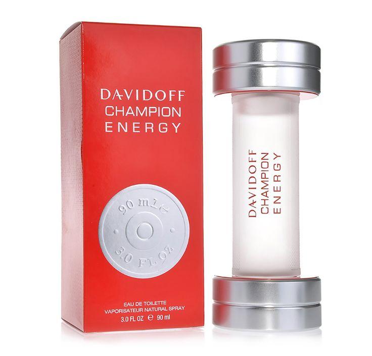 Το Champion Energy από τον οίκο Davidoff είναι ένα πικάντικο αρωματικό άρωμα για άνδρες. Αποκτήστε το με έκπτωση από 79,00€ μόνο με 42,00€! #aromania #DavidoffPerfumes #DavidoffChampionEnergy