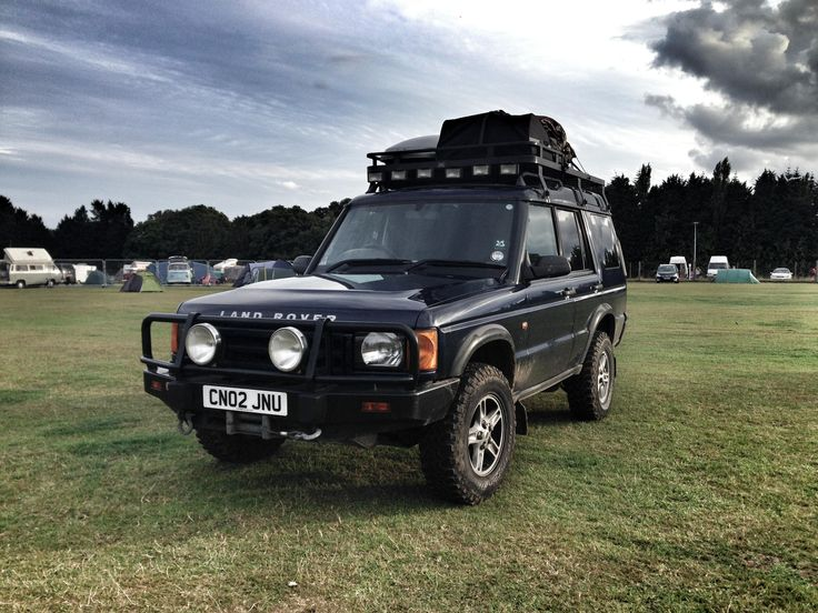 2002 LAND ROVER DISCOVERY for sale, £6,000 | http://www.lro.com/detail/cars/4x4s/land-rover/discovery/73329