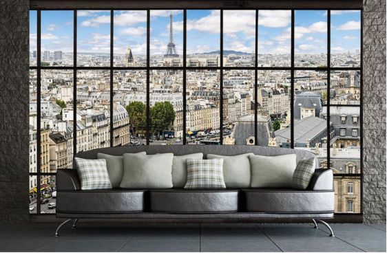 39 best escale en bord de mer images on pinterest paint - Poster xxl paris ...