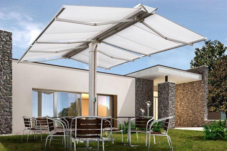 42 migliori immagini ombrelloni da giardino su pinterest - Ombrelloni giardino ikea ...