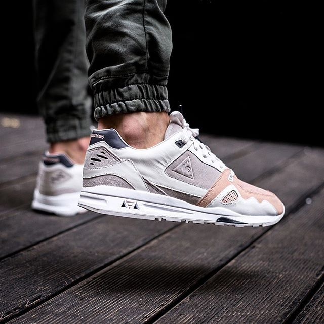 120b141ce855 LE COQ SPORTIF R1000 X HAL -  sneakers76 in store online  lecoqsportif   highs and lows