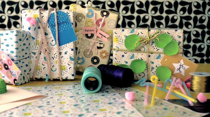 Que tal embrulhar as lembrancinhas de um jeito especial? A gente traz algumas inspirações de pacotes de presente criativos para você!