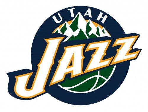 31 best nba logos images on pinterest hs sports sports logos and rh pinterest com jazz music logos jazz logo images