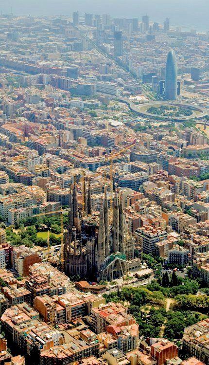 Barcelona, Spain (Photo: © Mark Burry)