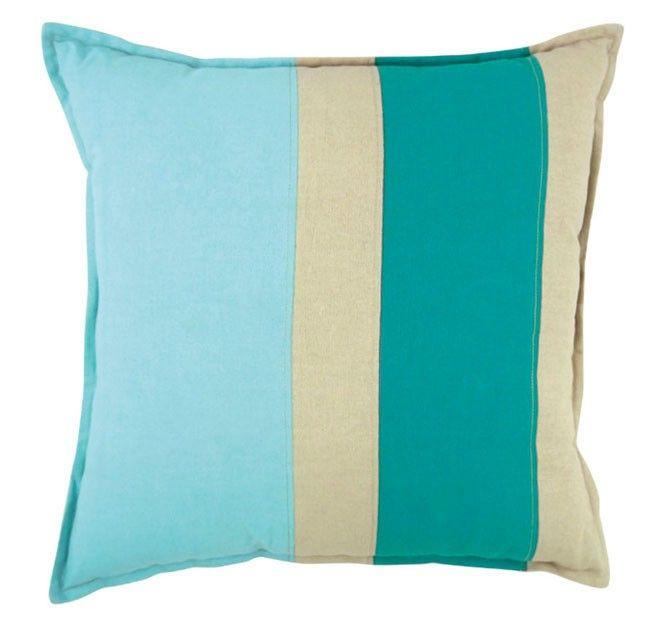Newport 50x50cm Filled Cushion Capri | Manchester Warehouse