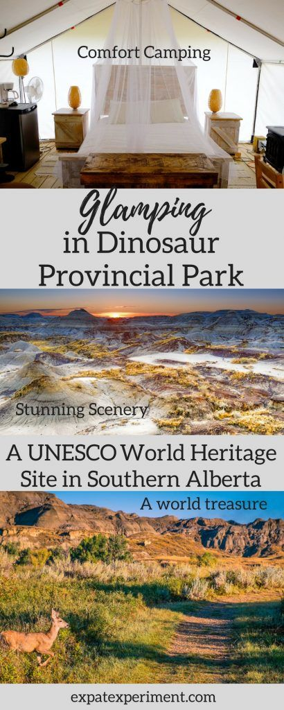 Glamping In Dinosaur Provincial Park - The Expat Experiment
