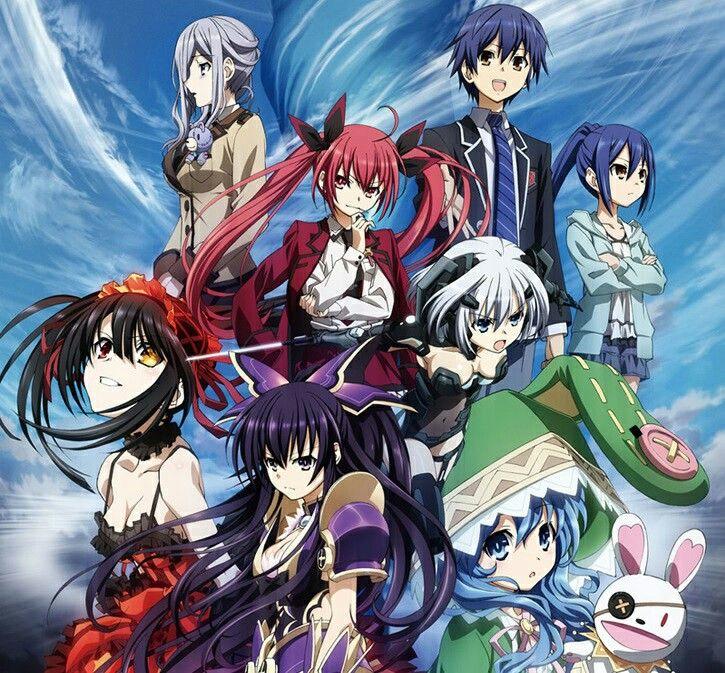 Pin de Milla Maxwell en Animes Personajes de anime, Date