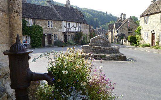 Photo of Castle Combe Village