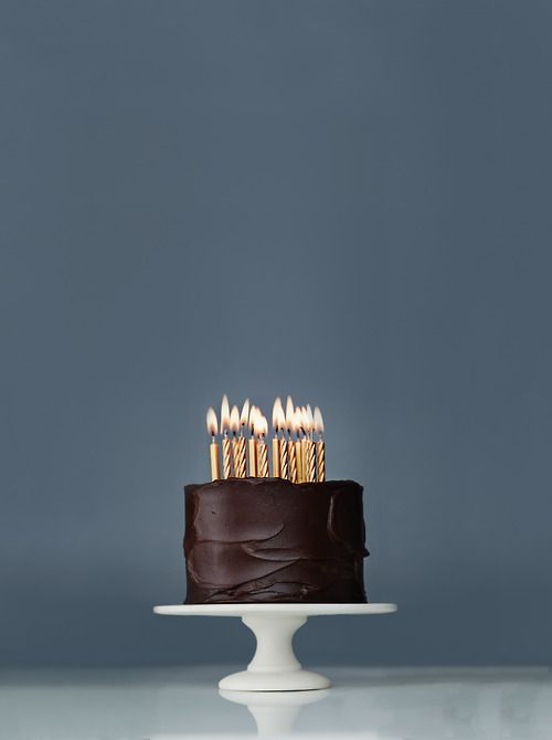 #chocolate #pie #cake #birthday #dessert
