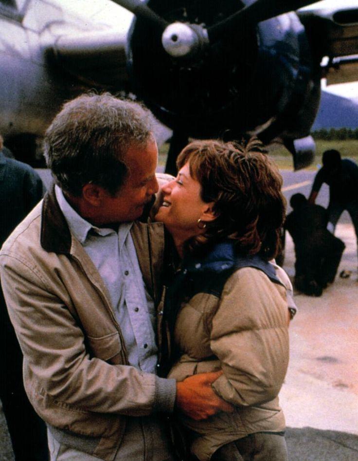 "Richard Dreyfuss, Holly Hunter in ""Always"" (1989). DIRECTOR: Steven Spielberg."