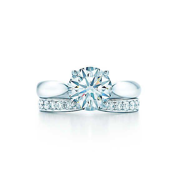 ティファニー ハーモニー™ ティファニーのエンゲージメント リング Tiffany & Co.