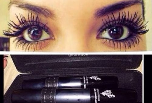 Oh my word, look at her lashes.  That is all Younique mascara.  I love this stuff because you can ditch the falsies and lash extensions and get your lashes to the length you want buy building it up.  We have a love it guarantee so you can buy it worry free. Click on the image to or link below to order yours today.  #mascara https://www.youniqueproducts.com/lashestothemax/products/view/US-1017-00#.VSprwpNjpaY