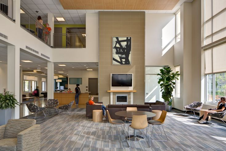 Bowling Green State University - Centennial Hall & Falcon Heights · Portfolio · Design Collective