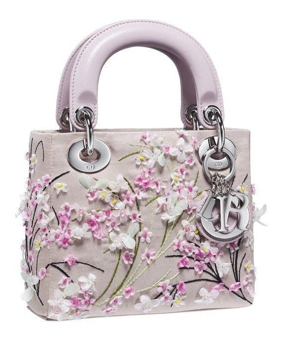 Dior par Raf Simons - Lady Dior bag inspired by Haute Couture ss12 13