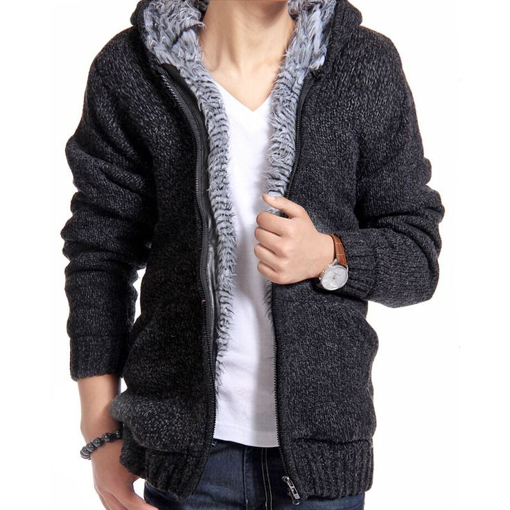 Item Type: Outerwear & Coats Outerwear Type: Jackets Gender: Men Clothing Length: Regular Cuff Style: Conventional Closure Type: Zipper Hooded: Yes Collar: Mandarin Collar Decoration: Pockets Sleeve S