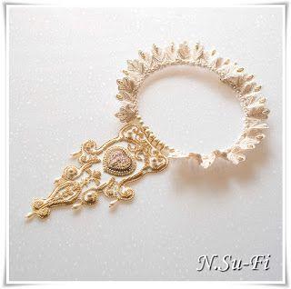 "Biżuteria od N.Su-Fi: Praca konkursowa ""Żozefina"" (Josefine)"