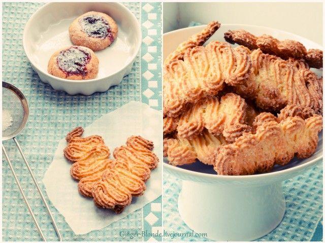 """В наших супермаркетах чаще всего под названием """"венское печенье"""" встречается печенье, состоящее из слоя теста, варенья, посыпанное штрейзелем и…"""