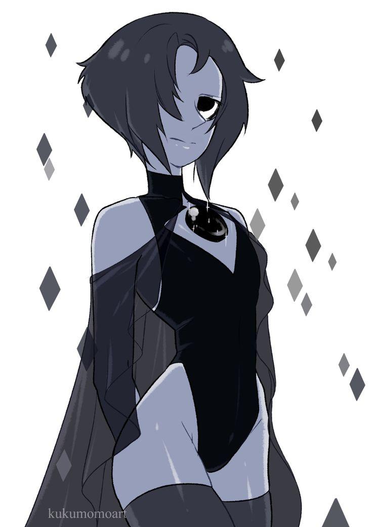 Steven universo, fandom, el arte SU, SU caracteres, Negro perla, la perla (SU)
