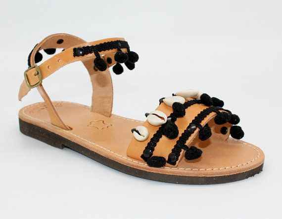 Vince Camuto Womens Fauna Leather Open Toe Casual Strappy Black Size 75 tCJA