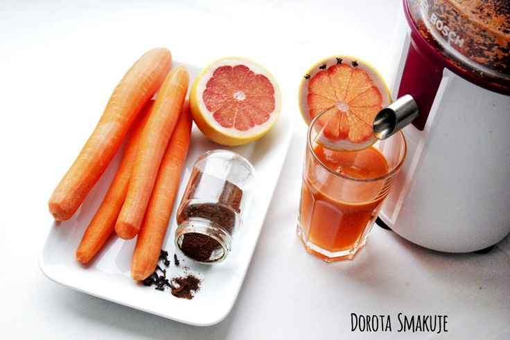 Świeży sok na świąteczną nutę