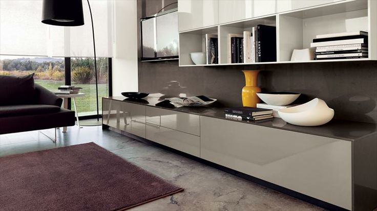 LiberaMente living room furniture scavolini