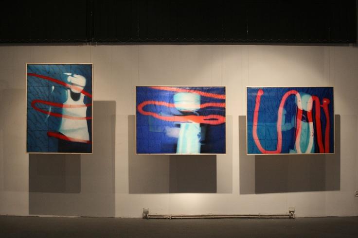 Peter Grzybowski CHANGES.  Art or Documentation? Text by Malgorzata Kazmierczak