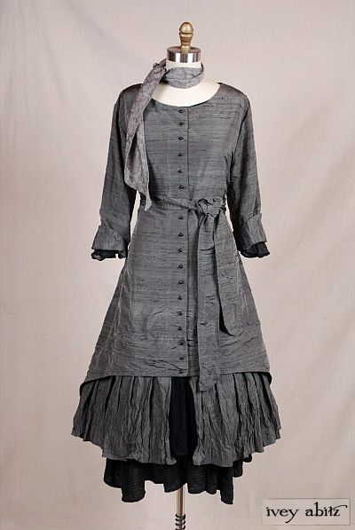 Fall 2 2012 Look No. 1   Vintage Inspired Women's Clothing - Ivey Abitz