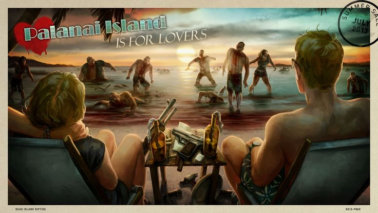 Steam Summer Getaway Sale: Dead Island Riptide.