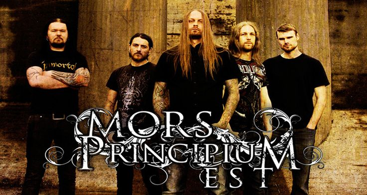 Interview with the Finnish death metallers Mors Principium Est