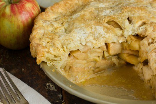 for freezing pies....Essential Recipe: Double-Crust Apple Pie ...