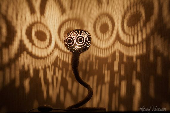 Coconut nightlight 17 от ksunnywazowski на Etsy