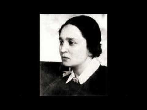 BACH/LISZT - Preludio e Fuga in LAm (Rec 1952) - Piano: Maria Yudina