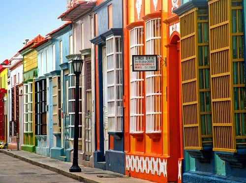 Los 19 edificios más espectacularmente coloridos del mundo