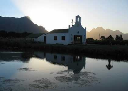 Le Manoir de Brendel Wedding Venue, Franschhoek