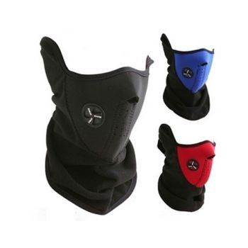 2-Pack: Neoprene Winter Ski Masks
