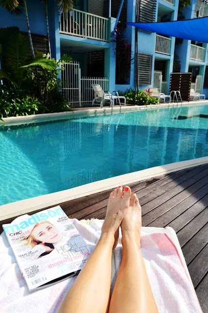 How to top up your Vitamin Me levels in Port Douglas by @Rhian Hughes Blaby at Hummingbird's Song