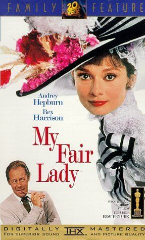My Fair Lady: Film, My Fair Lady, Musical, Favoritemovies, Favorite Movies, Audrey Hepburn, Audreyhepburn, Myfairlady, Classic