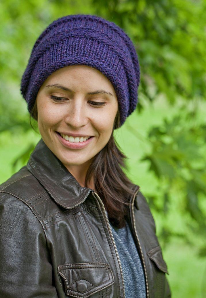 Alpaca Girly Turban www.knitsandmore.com