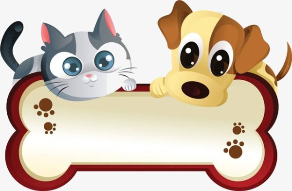 Image result for dog & Cat Clipart