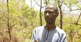 Security agents in Bauchi state have arrested suspected kidnapper Abdullah Dalhatu pictured above for kidnapping and cutting the body parts of his victims for ritual. According to reports the man led a team of security men to a forest where he buried the head of one of his victims a 60 year old man.