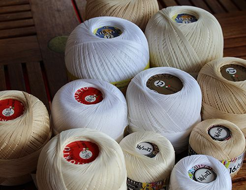 Precious Egyptian Crochet Cotton Yarn  What else? http://www.adriafil.com/uk/ricerca-filati.html?filatoricerca=ritorto
