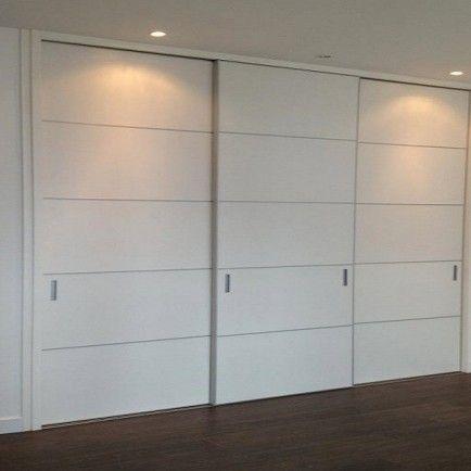 M s de 1000 ideas sobre armarios empotrados en pinterest - Puertas para armario empotrado ...